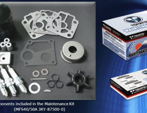 Kits de maintenance TOHATSU