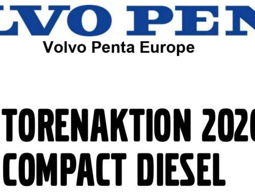 VOLVO PENTA MOTORENAKTION COMPACT DIESEL D1/D2
